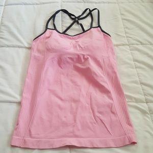 Nux Pink Workout Tank